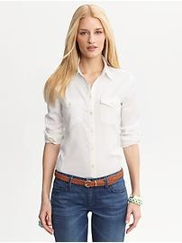 Women's Petite Blouses & Shirts. Find stylish silk blouses and fitted dress shirts in cotton & sateen | Banana Republic