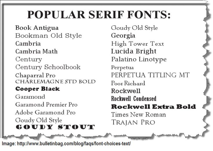 17 Best images about Essentials on Fonts (Typography) on Pinterest ...