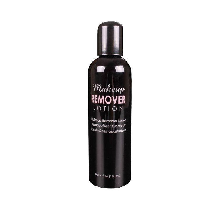 Mehron Makeup Remover Lotion (4.5 oz)