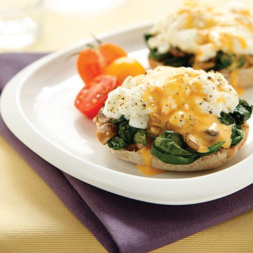 Clean Eggs Benedict (Click Pic for Recipe) I completely swear by CLEAN eating!! Follow my blog  To INSANITY and back....  One Girls Journey to Fitness, Health, & Self Discovery.... http://mmorris.webs.com