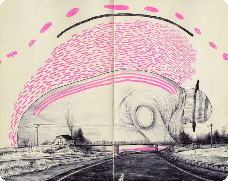 Michigan based artist + #illustrator Pat Perry