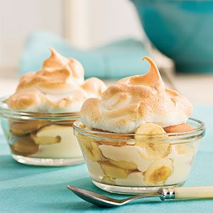 banana pudding. yum!