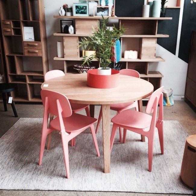 Multo Round Dining Table 80cm