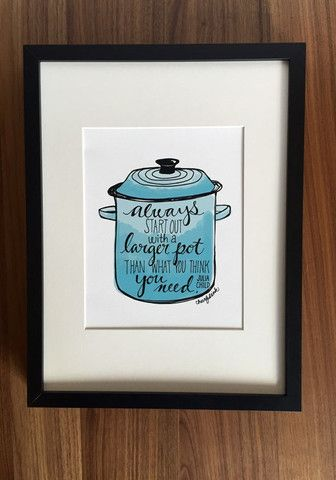 Always Use a Bigger Pot Print – Paper Luxe