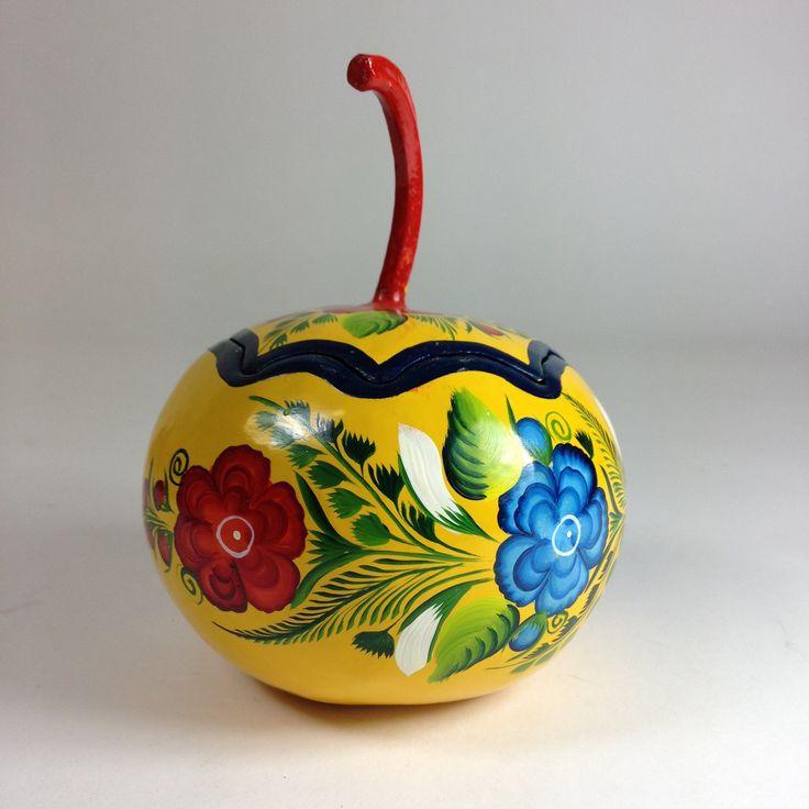 Painted Olínala Gourds