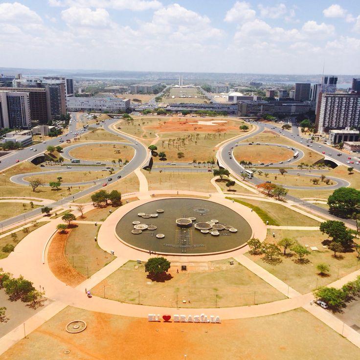 Plano Piloto (Brasília/ Distrito Federal - Brazil)