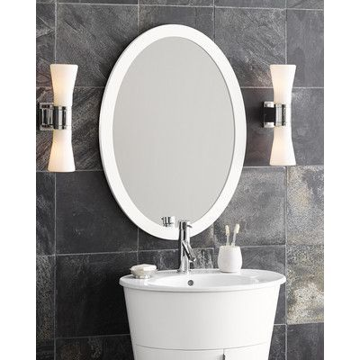 oval white mirror bathroom 25 best ideas about oval bathroom mirror on 19823