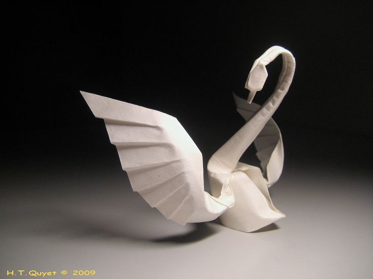 The Dance :: Designed and folded by H.T.Quyet