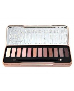 W7 Make-Up In The Nude Palette - Oogschaduw