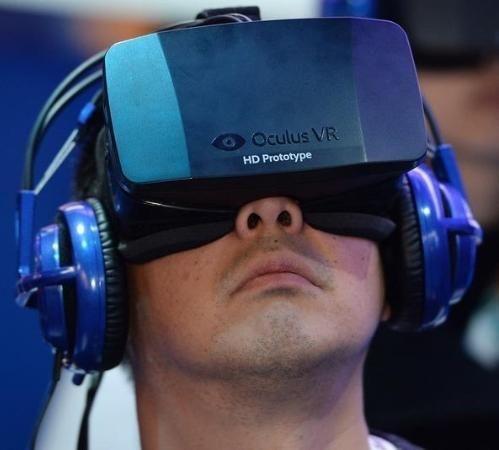 The Oculus VR