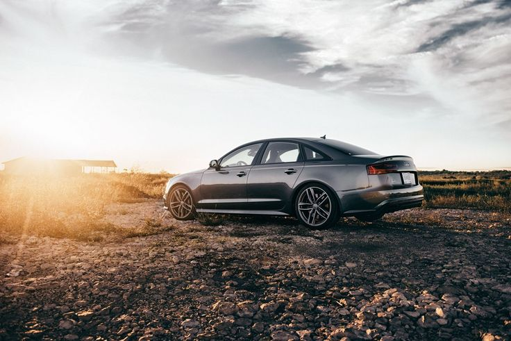 Why the Audi S6 Was the Perfect Refuge After a Rain Soaked F1 Race Weekend