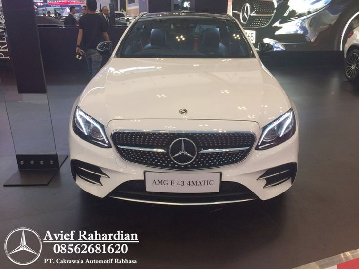 Dealer Mercedes Benz Jakarta | Authorized Mercedes-Benz Dealer: Jual Mercedes Benz E 43 AMG nik 2018 Dealer Merced...