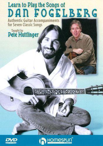 Pete Huttlinger: Learn to Play the Songs of Dan Fogelberg [DVD] [2010]