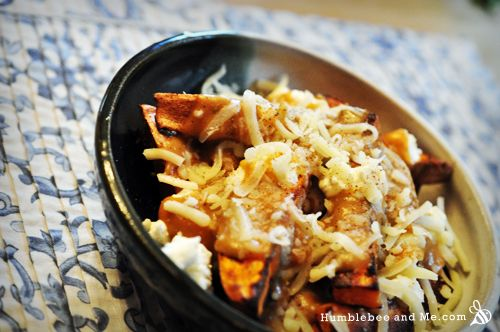Sweet Potato Poutine Recipe — Dishmaps