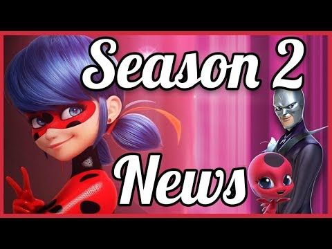 Miraculous Ladybug News - SEASON 2 Pushed Back AGAIN ...