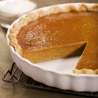 grade school free run 5 0 Pumpkin Bourbon Pie   Meals com   A touch of bourbon baked into the filling and whipped into the cream topping adds a fun flavor to this spin on traditional pumpkin pie   pumpkinpie  bourbon