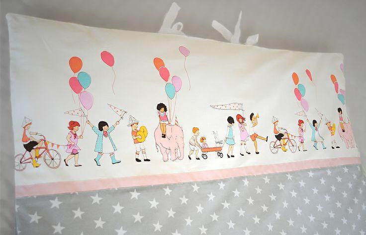 Bedlinen for children, designed and made by Pracownia Lollipop. https://www.facebook.com/PALollipop?ref=hl