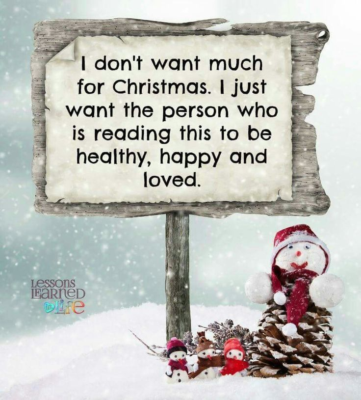 Superior I Donu0027t Want Much For Christmas... Quotes InspirationalMotivationalLife ...