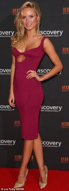 Image result for kimberley garner going out