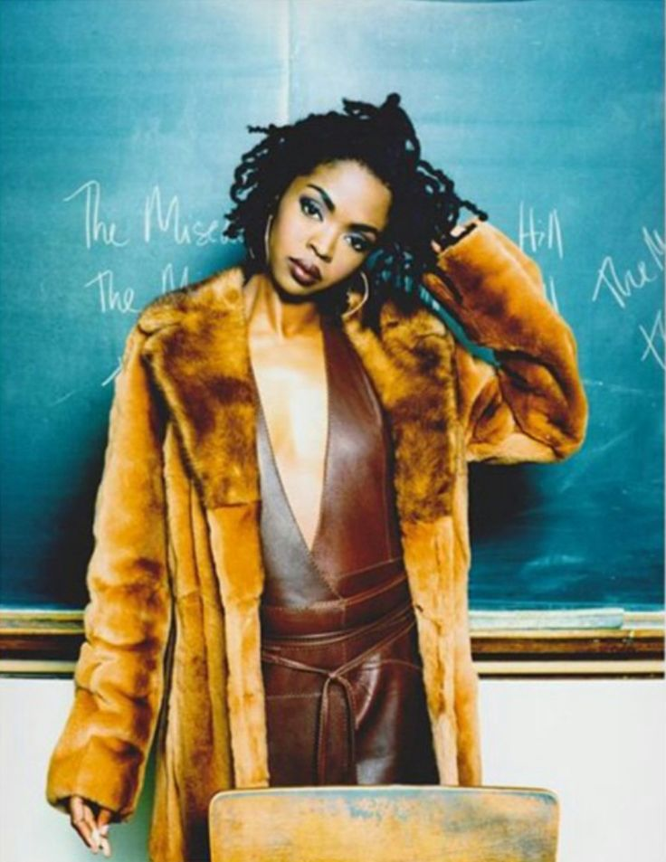 Natural hair Rules! - resurrectinghiphop:   The Miseducation of Lauryn...