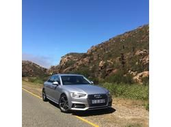The All-New Audi A4 – A first Drive Impression.