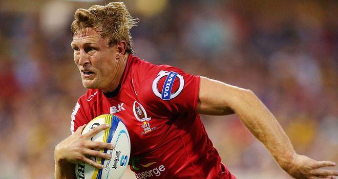 Sportvantgarde's blog. : Rugby: Queensland Reds suffer Lachie Turner blow