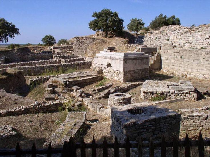 Η Τροία ταξιδεύει στην Ελλάδα