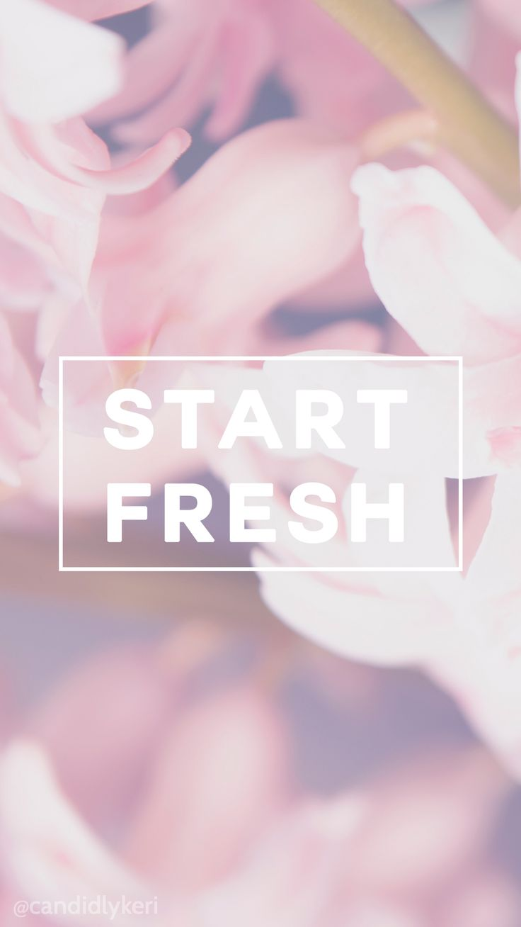 Start Fresh pink flower background wallpaper you can download for free on the blog! For any device; mobile, desktop, iphone, android!