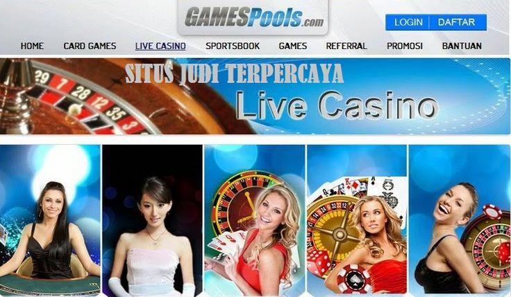 Casino Live Dealer Blackjack - Casino Online Indonesia http://www.infopokerharian.com/info-casino-online/casino-live-dealer-blackjack.html