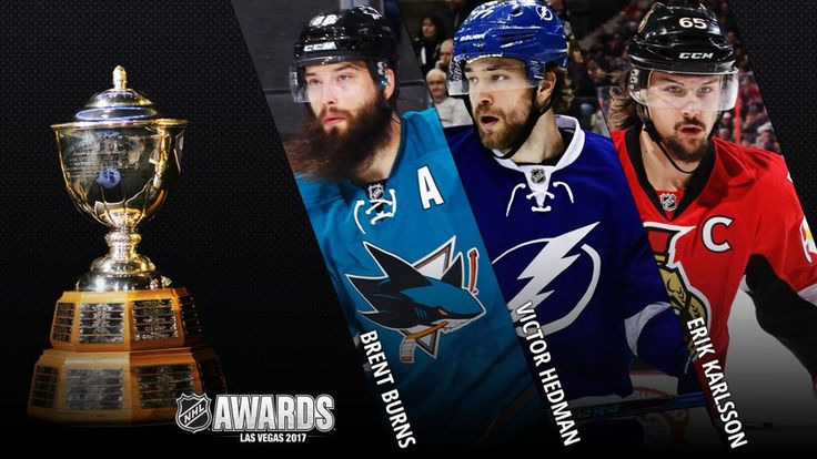 Norris Trophy finalists unveiled