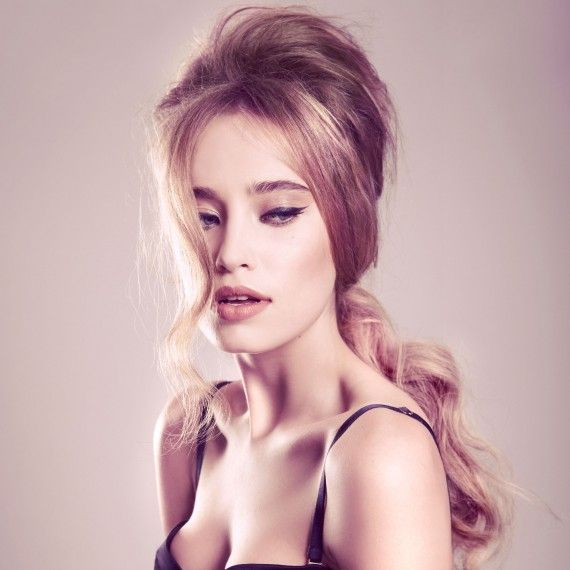 60s ponytail hairstyle - hairstyles 2014 - Woman And Home