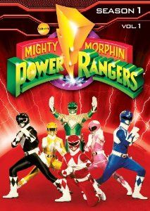 Amazon.com: Mighty Morphin Power Rangers: Season 1, Vol. 1: Richard Steven Horvitz, Amy Jo Johnson, David Yost, Paul Schrier, Terence H. Winkless: Movies & TV