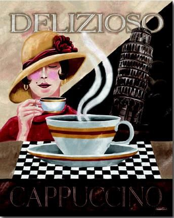 vintage ads from italy | Candida Martinelli's Italophile Site (Italian coffee brands...)