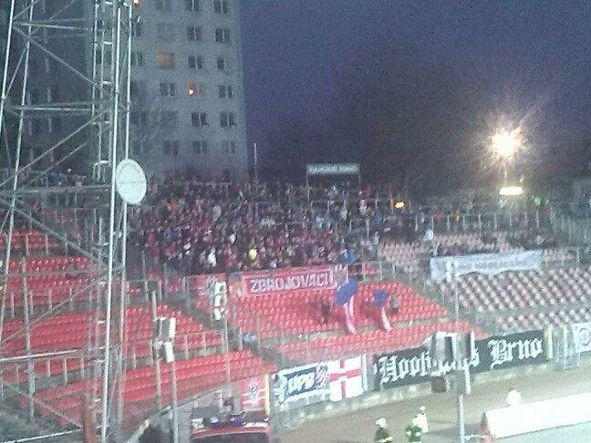 Ultras Brno