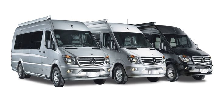 The 2016 Interstate Grand Tour EXT | Airstream || Just Like An Airstream But Nothing At All The Same Cause It's Mercedes Motorhome Only $155,000