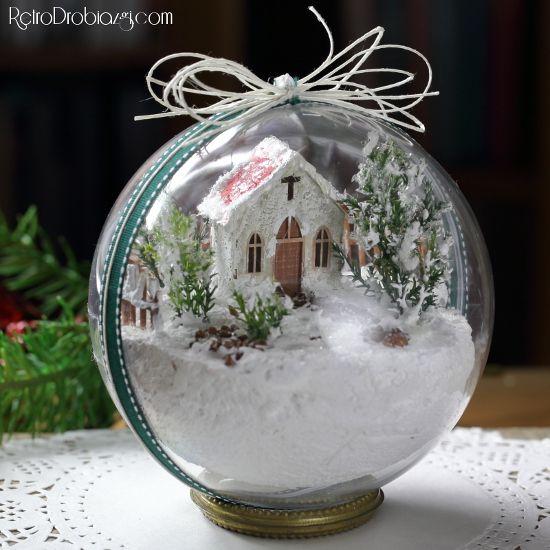 -  Retro Drobiazgi -  Pracownia Rękodzieła - decoupage i scrapbooking: Świąteczne prezenty i dekoracje.