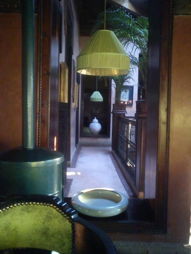 Kosy bar -  Marrakech, Morrocco