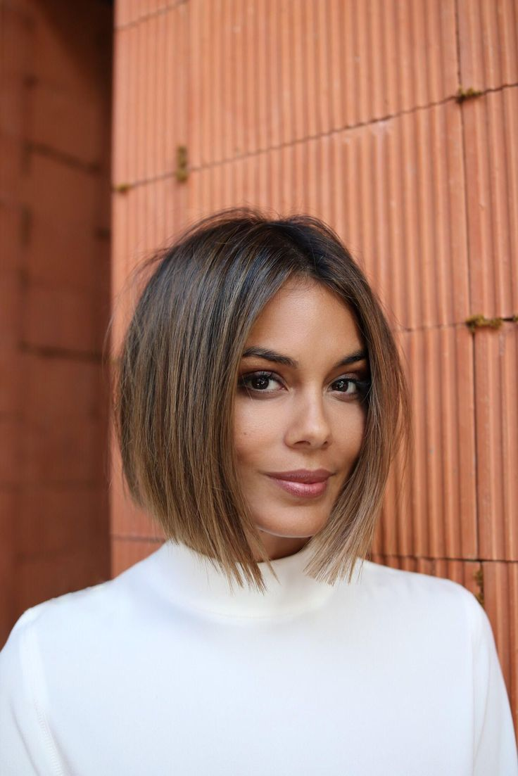 9 Trendy Haircuts To Inspire Your Pre Spring Chop Haar In 2019