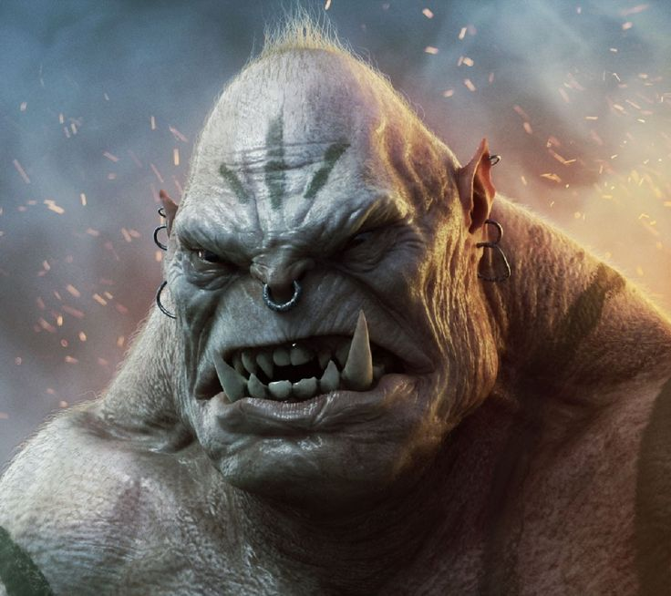 thread female orc warrior world of warcraft wallpaper ...