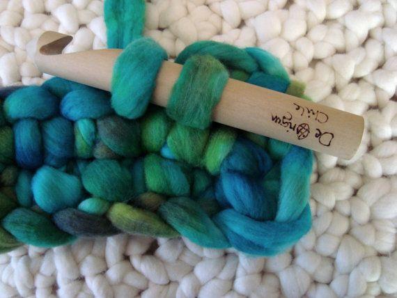 Extreme Crochet hook by deorigenchile on Etsy, $18.00