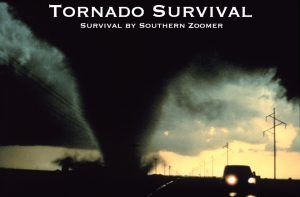 Tornado Survival If you live in an area where tornado's are commonplace tornados are a very real possibility at certain…