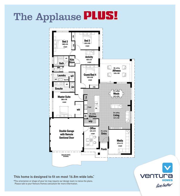 49 best Floor Plans images on Pinterest Floor plans, House floor - copy blueprint homes wa australia