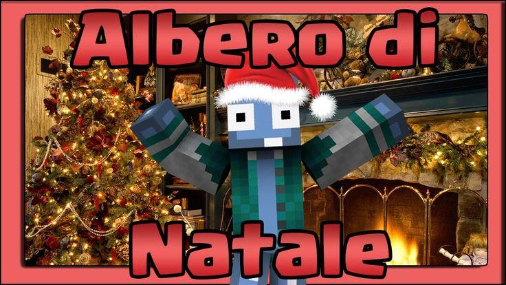 ALBERO DI NATALE IN MINECRAFT : Minecraft Mod ITA