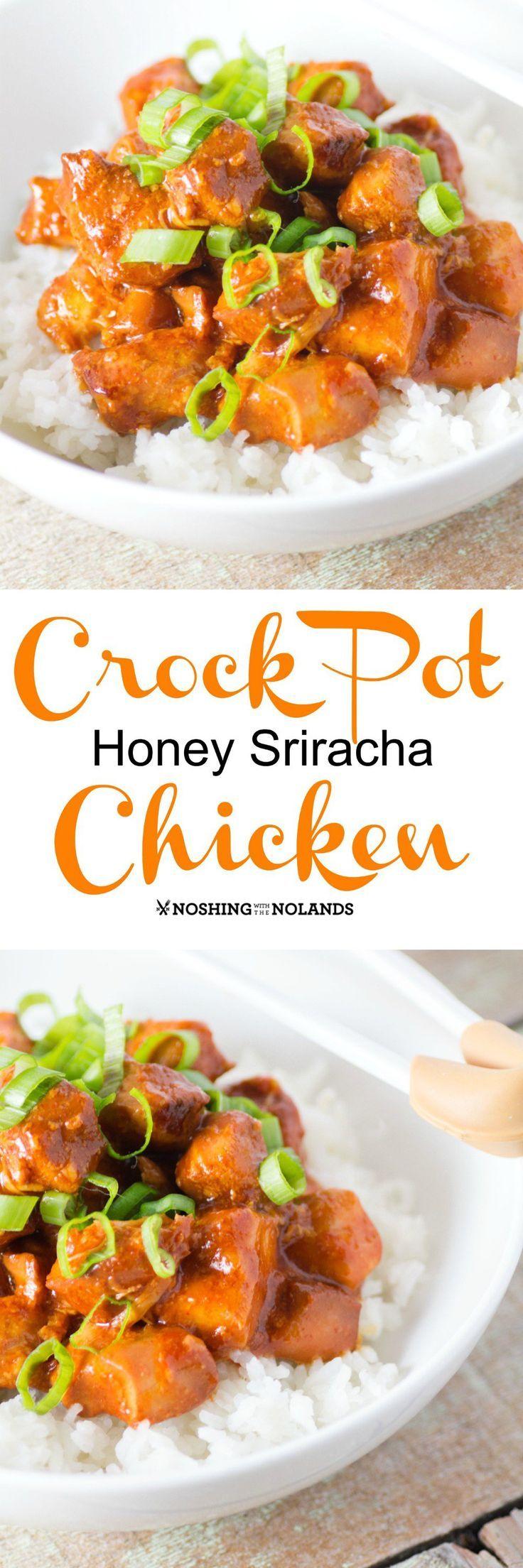 ... Honey Sriracha Chicken on Pinterest | Sriracha Chicken, Chicken and