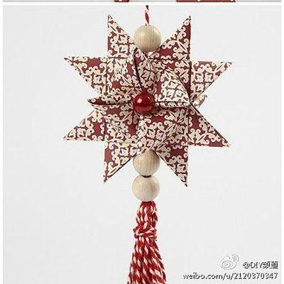 Star Festivel: 3D Star Origami