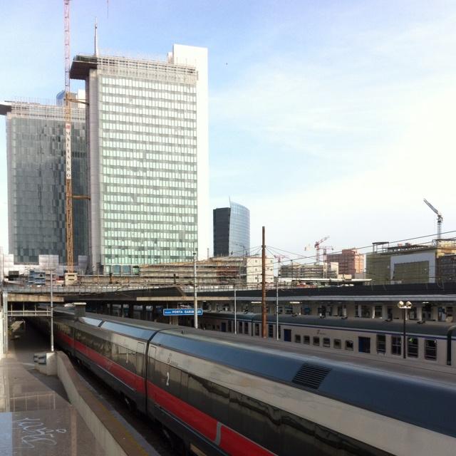 P.ta Garibaldi Station