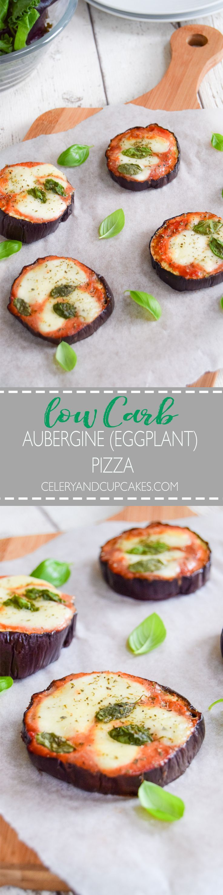 A low carb delicious pizza option for when you're looking for a healthier alternative to a traditional pizza crust.