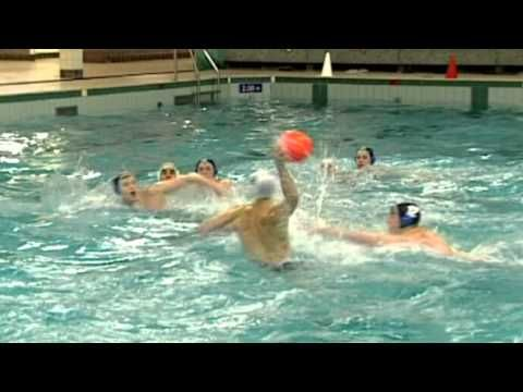 Klokhuis waterpolo