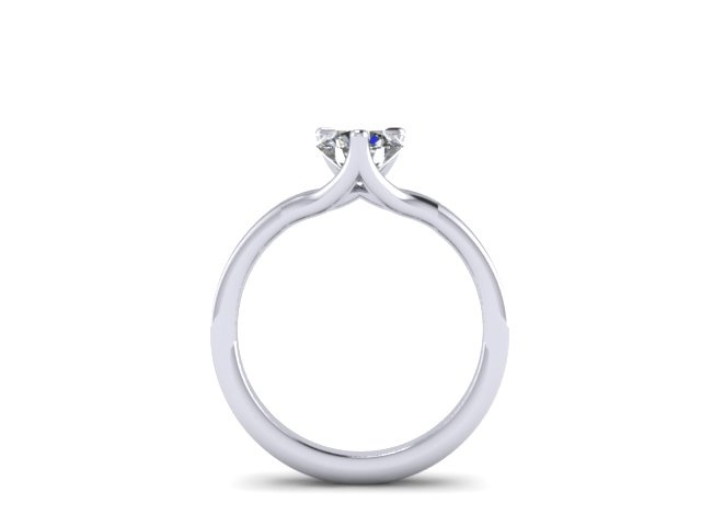 3 prong setting for maximum BlinG!!!  http://www.jewellerybyliamross.com/home-page.html