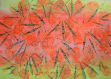"""Saatchi Art Artist Jitka Anlaufova; Painting, """"Seaberry"""" #art"""